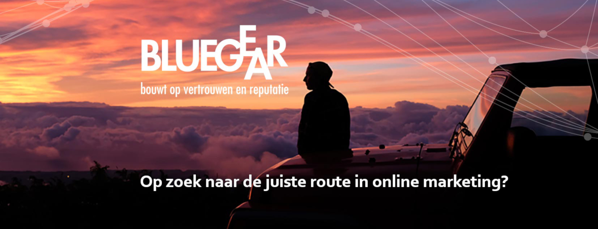 Op zoek naar de juiste route in online communicatie en marketing?