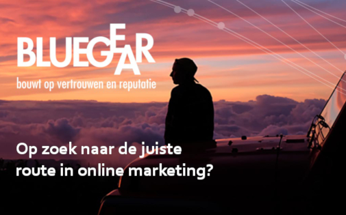 BlueGear: effectief in alle fases van uw online marketing